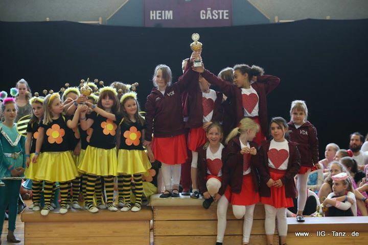 IIG Leobersdorf 2017-05-13 Siegerehrung Minis und Kiddys 2017