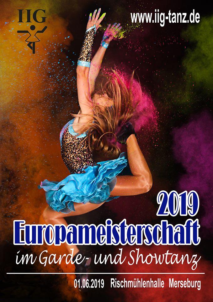 IIG Europameisterschaft 2019 @ Rischmühlenhalle Merseburg | Merseburg (Saale) | Sachsen-Anhalt | Deutschland