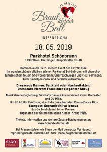Brautkleiderball 2019 @ Parkhotel Schönbrunn | Wien | Wien | Österreich