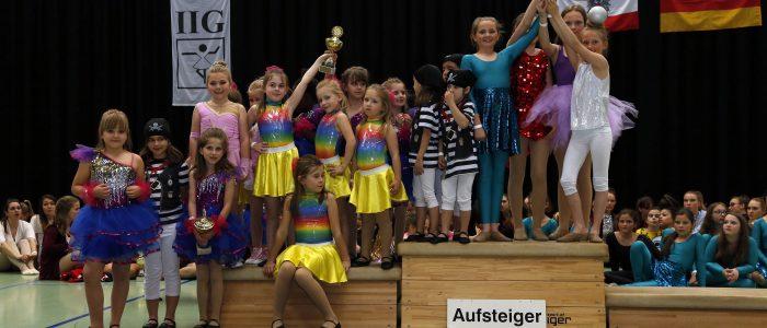 Siegerehrung - IIG Korneuburg 2019 - KIDDYS und JUGEND