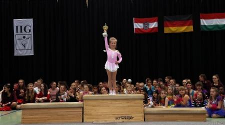 Siegerehrung - IIG Korneuburg 2019 - Laura