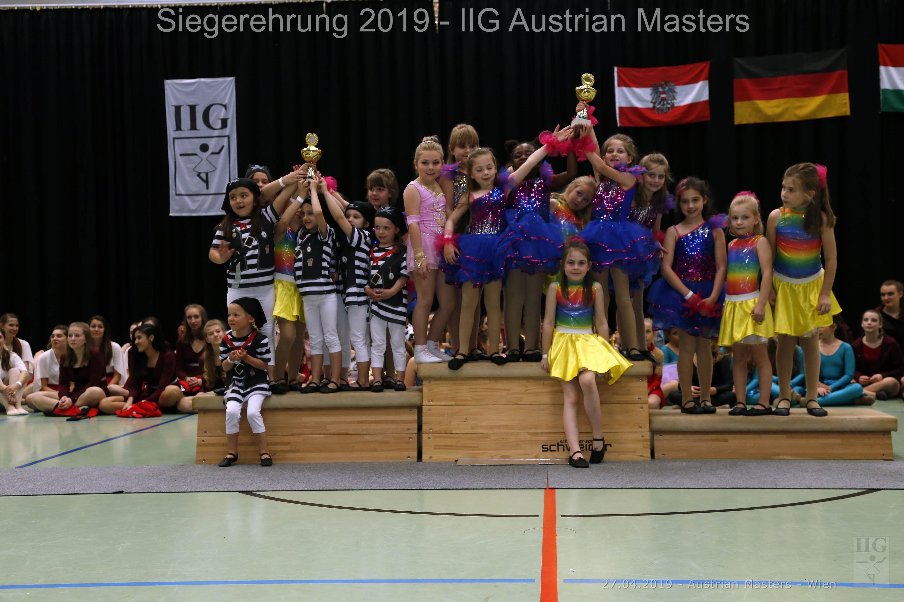 Siegerehrung - IIG Korneuburg 2019 MINIS und KIDDYS (3)