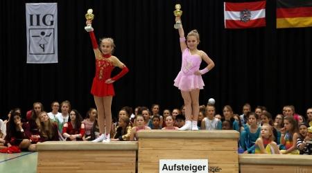Siegerehrung - IIG Korneuburg 2019 - Miriam und Vicky (1)