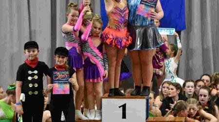 Polka-Gruppe Platz 2
